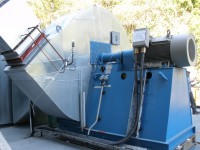 Combustion and dilution oven fans (Spain)
