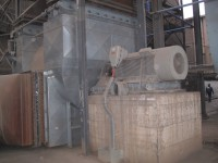 Booster fans for smoke purification system (Spain)
