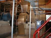 Ventiladores principalesPlanta Biomasa (Dinamarca)
