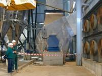 Ventiladores principales Planta Biomasa (España)