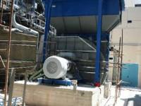 Ventiladores de tiro forzado para HRSG Heat Recovery Steam Generator (Grecia)