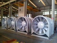 Axial fans for emergency ventilation (Spain)