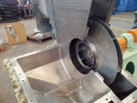 Fans for drying in chemical processes (Spain)